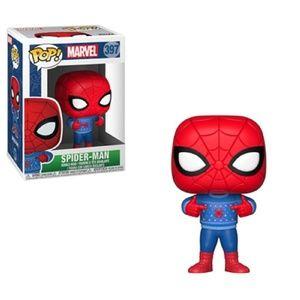 Marvel Holiday -Spiderman Vinyl Collectible Figure